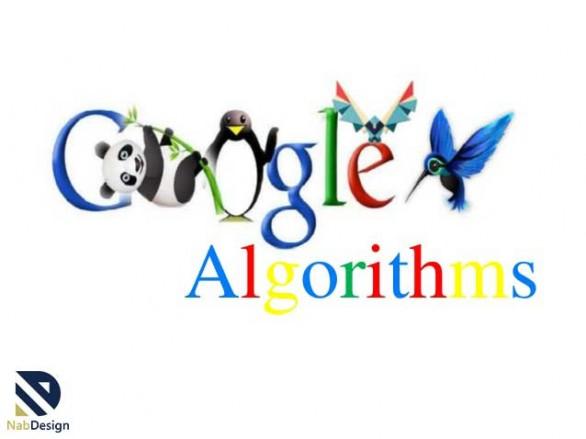 آشنایی با الگوریتم های گوگل