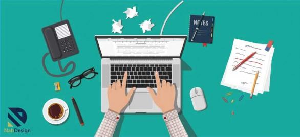 اصول تولید محتوا برای وب سایت