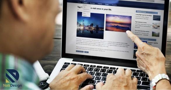 استراتژی تولید محتوا برای وب سایت