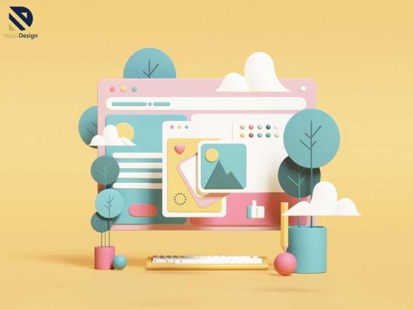 10 اشتباه رایج در طراحی وب سایت