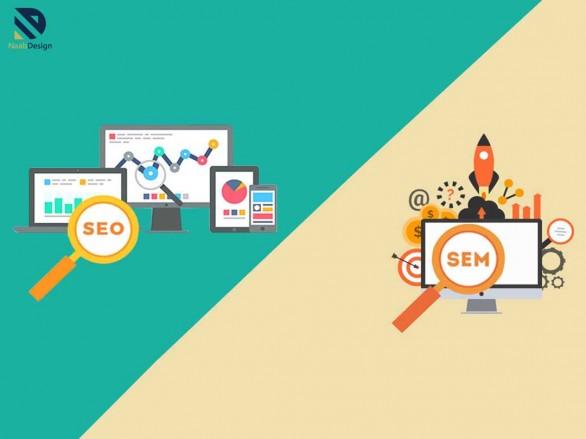رابطه بین تجارت الکترونیکی ، SEO  و SEM