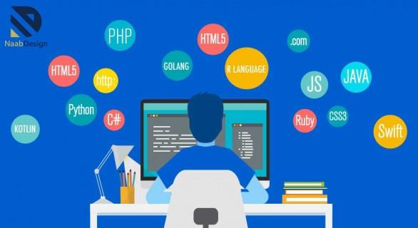 آشنایی با زبان های برنامه نویسی وب سایت